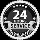 24hrs service